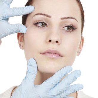 Aumento de pómulos con implantes