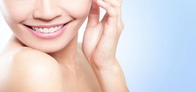 Cuidados de estética dentalll