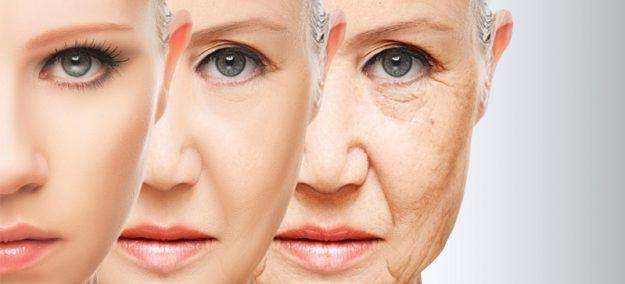 Signos del envejecimiento