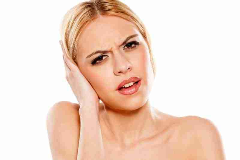 Parálisis facial y dolor de oídos