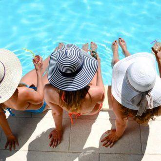 Protegerse del sol para evitar melanoma de cuero cabelludo